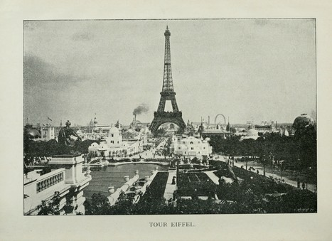 L'Exposition universelle de Paris 1900 en 32 vues photographiques- Archive.org | Nos Racines | Scoop.it