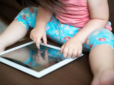 Parenting In The Age Of Apps: Is That iPad Help Or Harm? - NPR (blog) | Parenting | Scoop.it