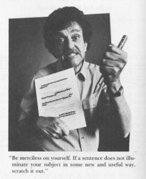 How to Write with Style: Kurt Vonnegut's 8 Keys to the Power of the Written Word | Online Masters in PR | Scoop.it