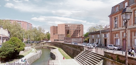 L'école d'économie de Toulouse fera sa rentrée dans un nouveau bâtiment... avec cinq ans de retard - Côté Toulouse   Vie du Campus   Scoop.it