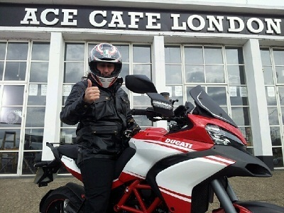 Ross Noble sets off on Twitter tour of UK | Ductalk Ducati News | Scoop.it