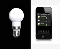 Bright Idea: LED Lightbulbs Meet Wireless Technology - mediabistro.com | Offroad Racing, | Scoop.it