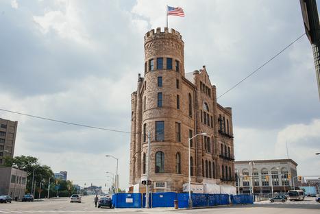 Progress Continues on GAR's Glorious Restaurant Spaces | Detroit Rebuilding | Scoop.it