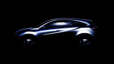 Honda to showcase ''Urban SUV Concept'' in Detroit - Car News | Auto123 | honda melbourne | Scoop.it