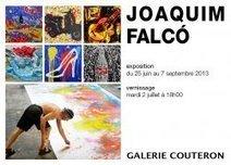 Joaquim Falcó à la Galerie Couteron | L'art dans toute sa splendeur | Scoop.it