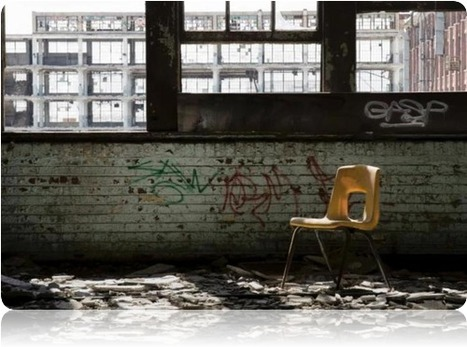 The Classroom Is Obsolete: It's Time for Something New| The Committed Sardine | teaching with technology | Scoop.it