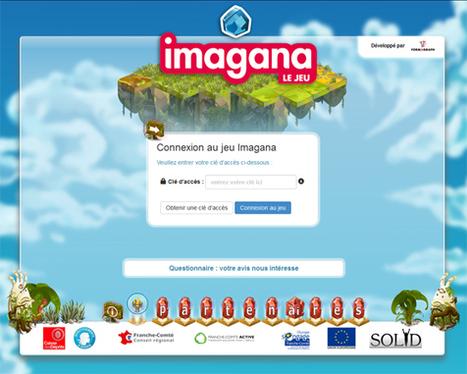 Jeu sérieux ou serious game de lutte contre l'illettrisme : Imagana | | Accompagner les élèves en situation de handicap | Scoop.it