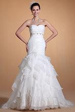[EUR 249,99] Carlyna 2014 Nouveauté Cœur Empire Taille Sirène Robe de Mariée(C37141907) | 2014Carlyna | Scoop.it