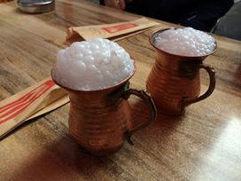 Recette d'ayran, une boisson fraîche au yaourt battu (Turquie, Arménie..) | boissons de rue, cocktail, smoothies santé, Boissons fraîches et chaudes du monde, | Scoop.it