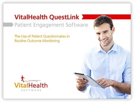 Download eBook Routine Outcome Monitoring - VitalHealth | PHARMAGEEK & E-PATIENT | Scoop.it