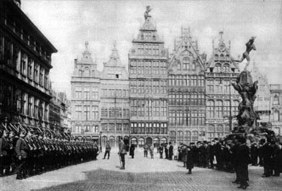 antwerpen14-18.be | 't Stad herdenkt | 100 jaar WOI | Scoop.it