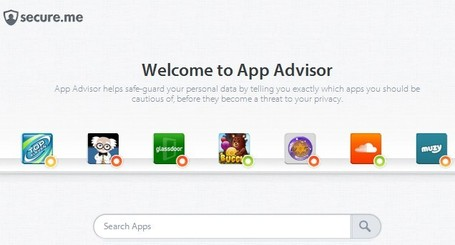 App Advisor by secure.me | Apps and Widgets for any use, mostly for education and FREE | Scoop.it