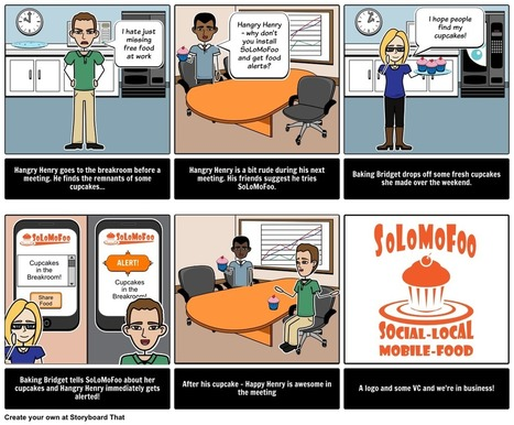 Storyboard That: The World's Best FREE Online Storyboard Creator | common core for leadership | Scoop.it