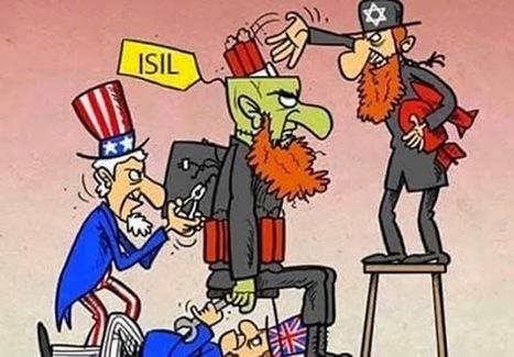 CNA: Que porqué ISIS no ataca Israel? Ejército israelí crea unidad de enlace con terroristas sirios en altos del Golán | La R-Evolución de ARMAK | Scoop.it