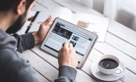 Sterke toename van mobiel lezen - Blokboek - Communication Nieuws   BlokBoek e-zine   Scoop.it