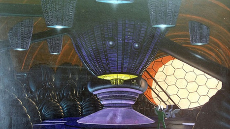 Never-Before-Seen Concept Art from David Cronenberg's Total Recall! | 'Cosmopolis' - 'Maps to the Stars' | Scoop.it
