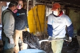 Not From Government, Here to Help (3): All Hands Volunteers Cleans Up ... - Forbes | Cura Personalis | Scoop.it