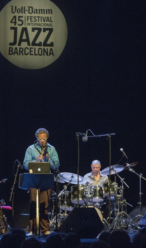 Jack DeJohnette Group feat Don Byron (Barcelona, 15-11-2013) | JAZZ I FOTOGRAFIA | Scoop.it