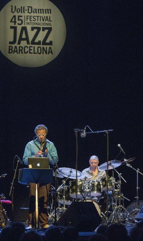 Jack DeJohnette Group feat Don Byron (Barcelona, 15-11-2013) | JAZZ I FOTOGRAFIA | Scoop.it