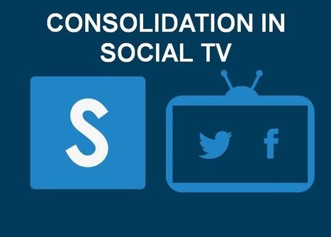 INSIGHT: Social TV Shakeout - Tre segnali che dimostrano il consolidamento del  mercato della social tv / Three Indications Of Consolidation Within The Second Screen   Social TV: we live on .it   Scoop.it