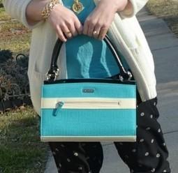 Fashion Friday: Spring Bag - One Artsy Mama | Women Fashion | Scoop.it
