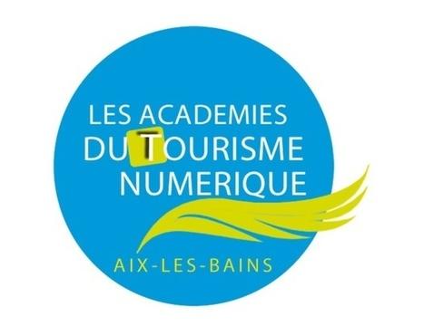 Les Académies du Tourisme Numérique 2016 sous le signe de l'innovation et de l'humain | web@home    web-academy | Scoop.it
