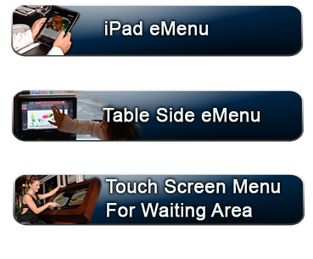 interactive menu - ipad menu - Conceptic interactive menus | iPad MEnu For Restaurant | Scoop.it