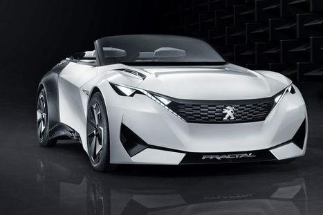 Peugeot, Bugatti, Porsche, Maserati... les plus beaux concept cars s'exposent à Paris | Voitures anciennes - Classic cars - Concept cars | Scoop.it