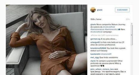 Mannequins: la génération Instagram | My DigiTag | Scoop.it