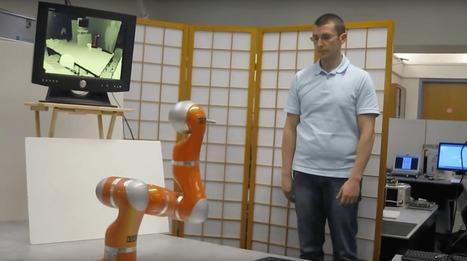 Des chercheurs tentent d'apprendre aux robots à ressentir la douleur - Sciences - Numerama | Post-Sapiens, les êtres technologiques | Scoop.it