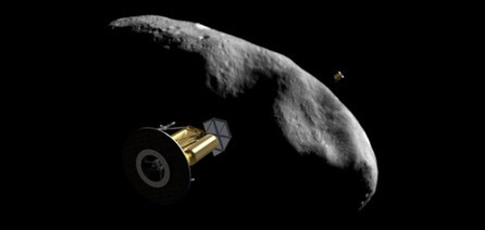 Why Mining an Asteroid for Water and Precious Metals Isn't as Crazy as it Sounds | FutureChronicles | Scoop.it