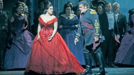Center stage: The Metropolitan Opera | medici.tv - newsfeed | Scoop.it