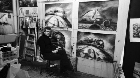 'Alien' artist H.R. Giger dead at 74 | The promised land of technology | Scoop.it