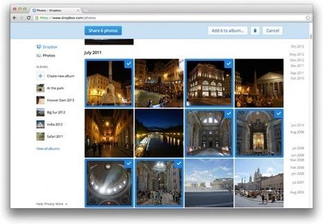 Dropbox présente ses nouveautés | TICE, Web 2.0, logiciels libres | Scoop.it