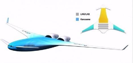 """Un bond en avant pour l'avion du futur   """"green business""""   Scoop.it"""