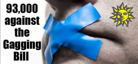 Nick Lowles' blog: 93,000 against the Gagging Bill and counting | SocialAction2015 | Scoop.it