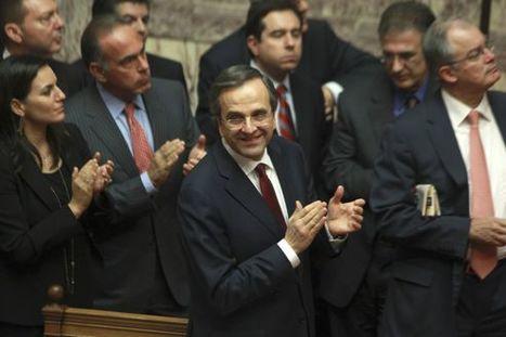 La Grèce à nouveau sous pression | Union Européenne, une construction dans la tourmente | Scoop.it