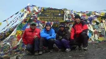 Annapurna Circuit Trek | Round Annapurna Trek | Around Annapurna Trekking | Nepal trekking | Scoop.it