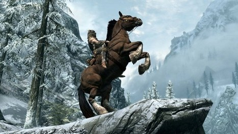 Skyrim ships 10 million copies, Creation Kit due Jan 2012 | Machinimated | Scoop.it