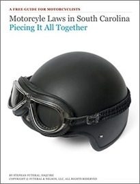 FREE eBook on Motorcycle Laws in South Carolina | DUI & Criminal Law | Scoop.it