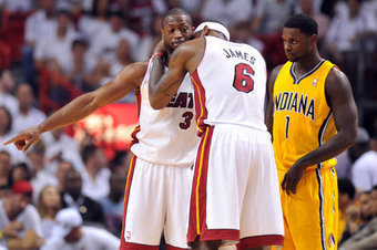 NBA Playoffs 2013, Pacers vs. Heat Game 7: LeBron James, Miami ... | NBA | Scoop.it