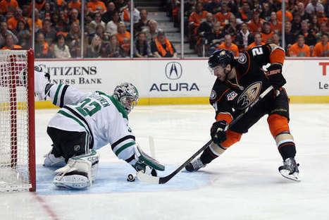 Ducks vs Stars - 2014 SCP First Round | Stanley Cup Playoffs | Scoop.it