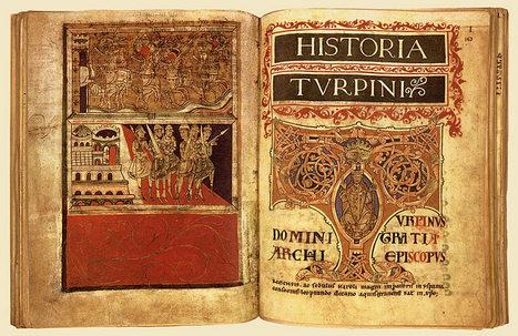 L'Espagne retrouve le Codex Calixtinus qu'on lui avait volé | Merveilles - Marvels | Scoop.it