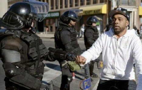 #Baltimore - We're being played America..... #OATH not a #NDAA #Militarized #PoliceState | Criminal Justice in America | Scoop.it