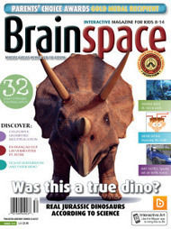 Brainspace: Augmented Reality Enhanced Print Magazine | Augmented Reality in Education and Training | Scoop.it