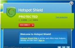 Hotspot Shield 3.33   Hotspot Shield   Scoop.it