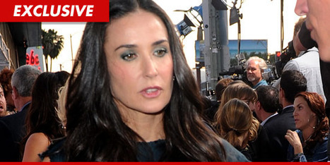 Demi Moore's Seizure-Like Crisis After Inhaling Whip-its -- Nitrous Oxide/TMZ EXCLUSIVE | TonyPotts | Scoop.it