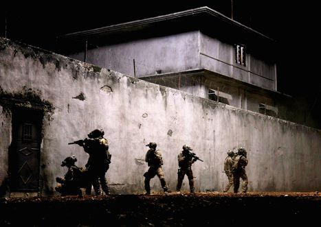 Navy SEALs cite shabby treatment as Team Obama helps Hollywood instead - Washington Times   Impact of Hollywood   Scoop.it