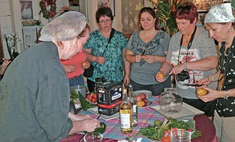 Des Canadiennes découvrent la cuisine guadeloupéenne - France.Antilles.fr Guadeloupe | Gpe | Scoop.it