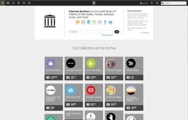Internet Archive intenta defenderse ante las falsas demandas de derechos de autor | Cinema Libre + Cultura Libre | Scoop.it
